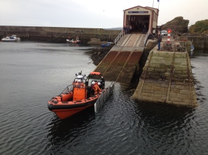 Thomas Tunnock Independent St Abbs Lifeboat